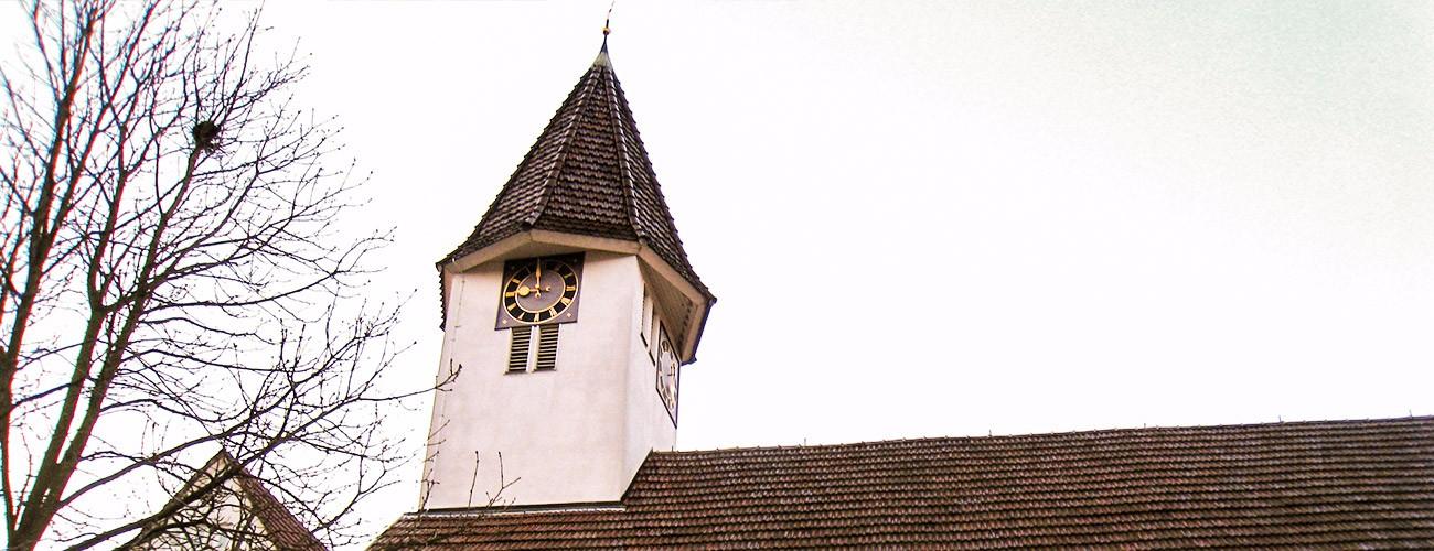 Erlöserkirche Unterhausen