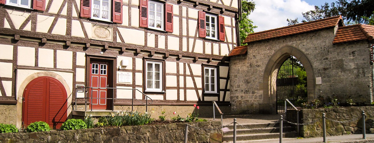 Pfarrhaus Unterhausen