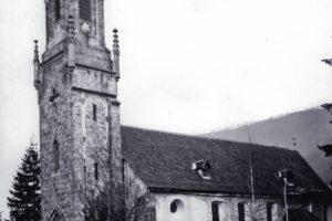 Galluskirche vor 1939